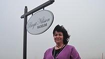 Gitte Lindström Harmark är chef för Birgit Nilsson Museum.