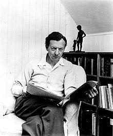 Benjamin Britten år 1968. Foto: Wikicommons.