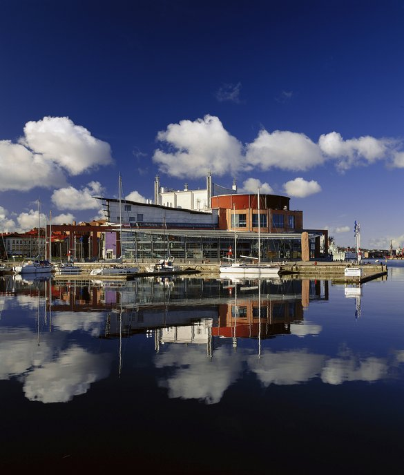 GöteborgsOperan - by day. Foto: Ingmar Jernberg