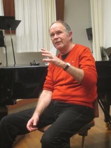 Lars-Åke Thessman berättar för GöteborgsOperans Vänner om sina spännande uppdrag som scenograf.