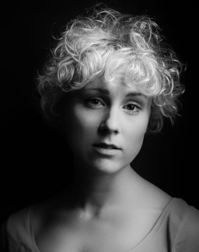 Sofie Asplund. Foto: Martin Hellström.
