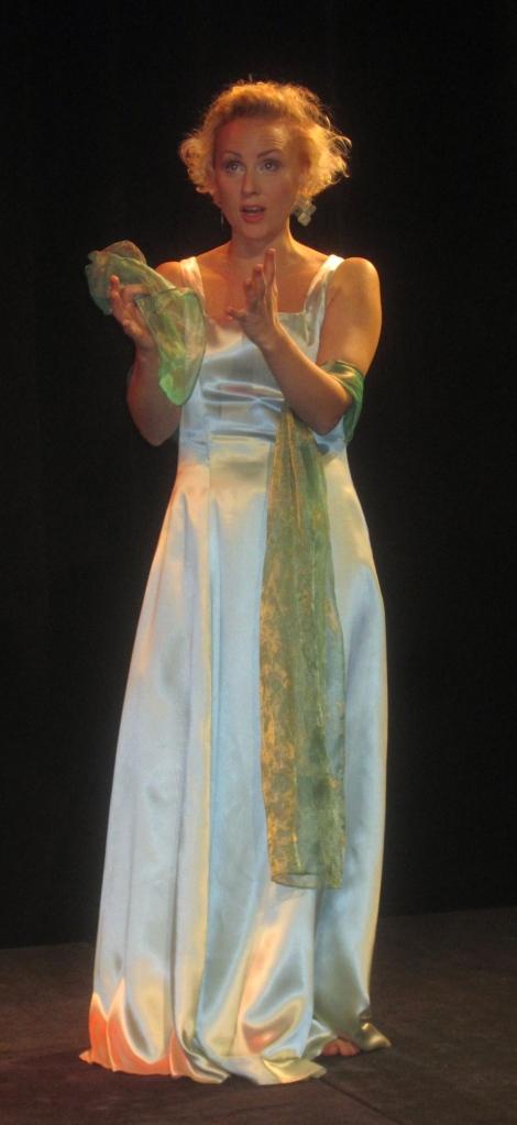 Sofie Asplund, Trettondagskonsert 2015 i Kronhuset.