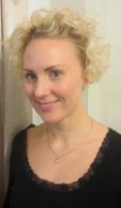 Sofie Asplund, oktober 2014.