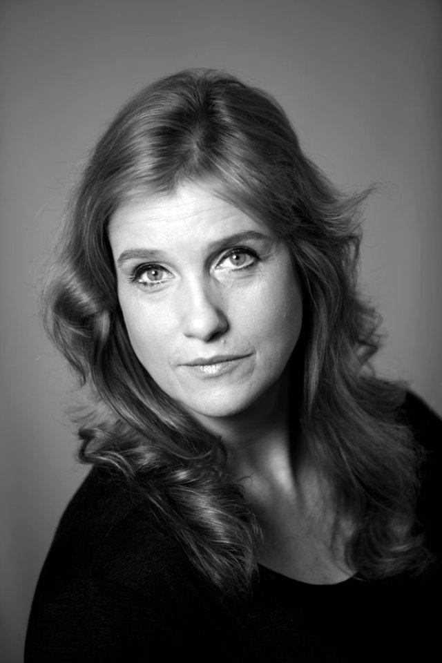 Carolina Sandgren, sopran, GöteborgsOperan. Foto: Joakim Roos.