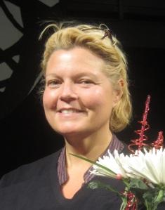 """Susanne Resmark, inför premiären av """"Hans och Greta"""", november 2014. Foto: Eskil Malmberg"""