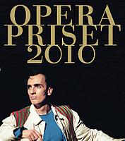 Åke Zetterström fick Operapriset 2010.