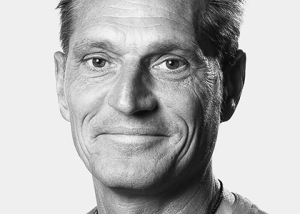 Joakim Brink, ljusdesigner vid GöteborgsOperan.