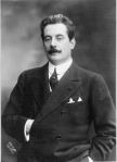 Puccini, 1908. Wikimedia Commons.