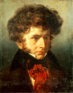 Hector Berlioz, 1832. Foto: Wikimedia Commons.