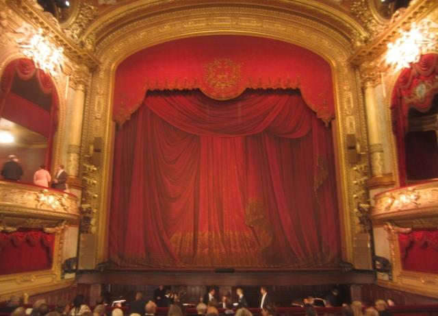 Kungl. Operan i Stockholm. Foto: Eskil Malmberg.