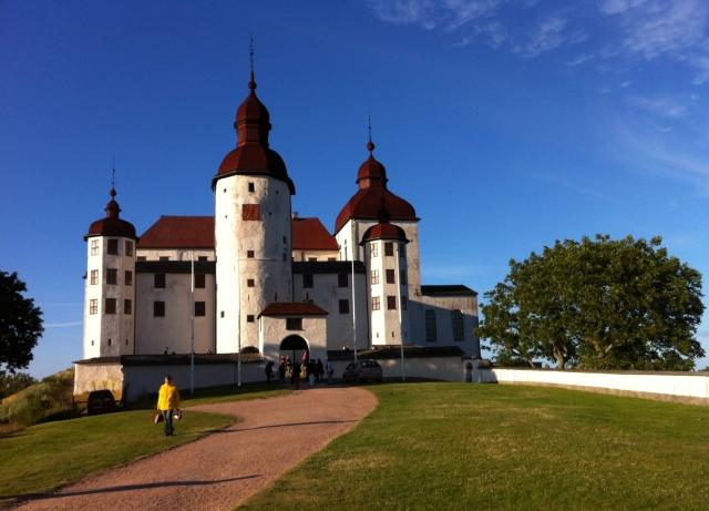 Läckö slott i juli 2015.