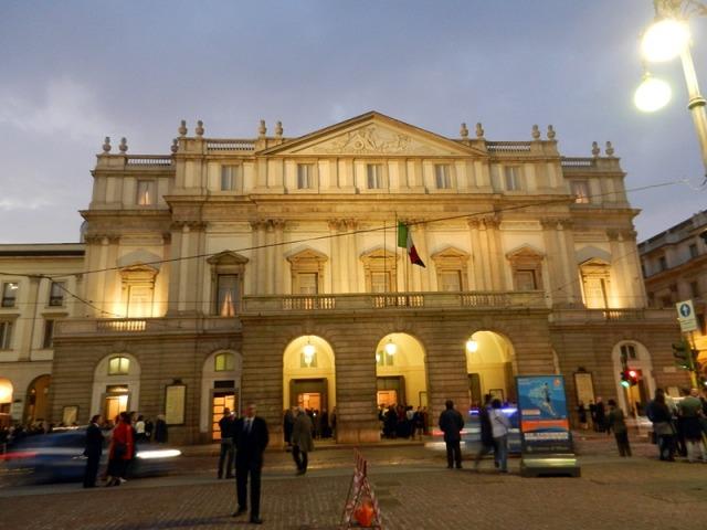 MilanoTeatro La Scala